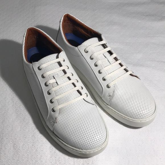 Allen Edmonds Classic Sneaker White
